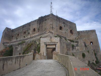 castello scilla