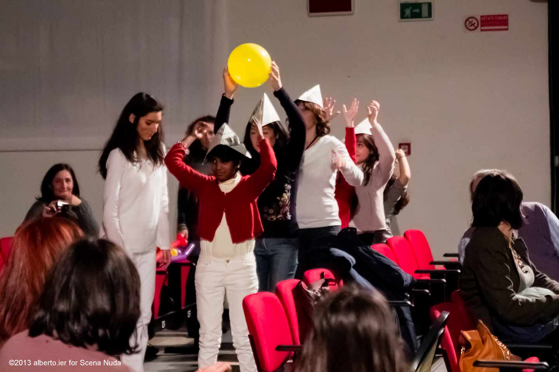 Laboratorio Teatro Infanzia e Bambini