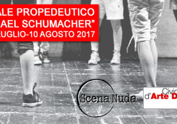Corso Teatrale Propedeutico