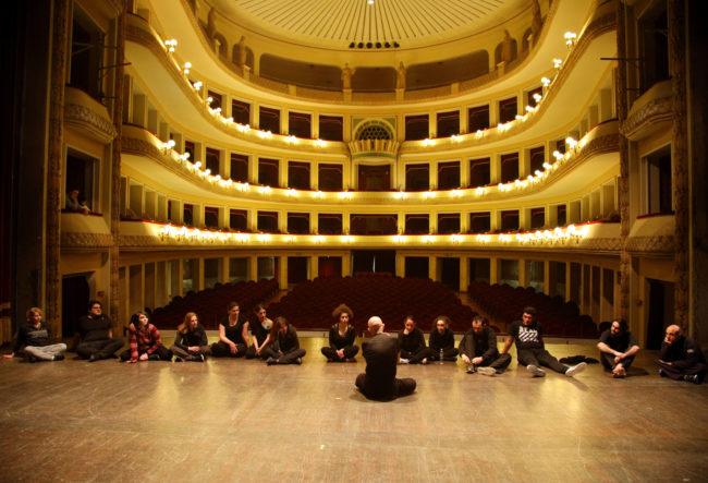 Laboratorio Teatrale Weekend dell'attore