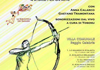 La ragazza con l'Arco. Atalanta. 4 storie per un mito.